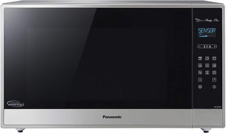 Panasonic NNSE995S Full Size 2.2 cft. 1200 Cyclonic Inverter Microwave