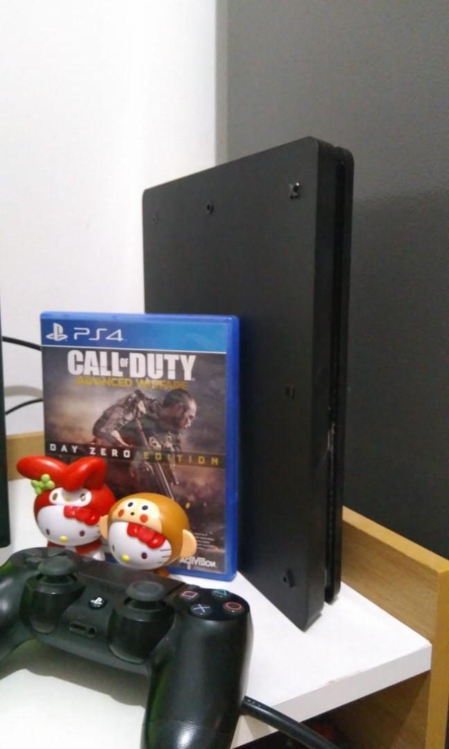 Playstation 4 Slim PS4 Bonus Call of Duty