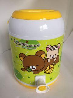 rilakkuma water jug container