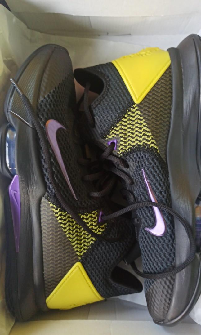 Sepatu basket Nike Lebron witness IV EP size 9