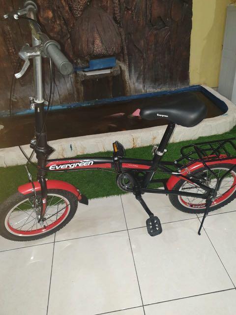 sepeda lipat anak