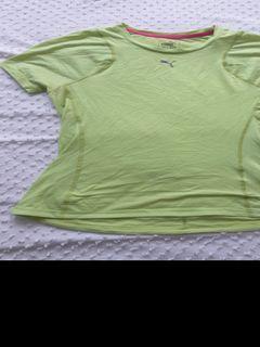 Size 10 Puma Gym Shirt
