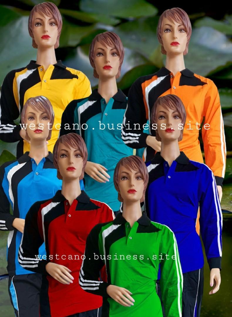 Stelan Baju Olahraga Pria & Wanita