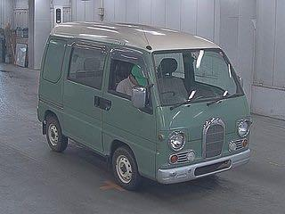 Subaru Sambar Kv3 Manual