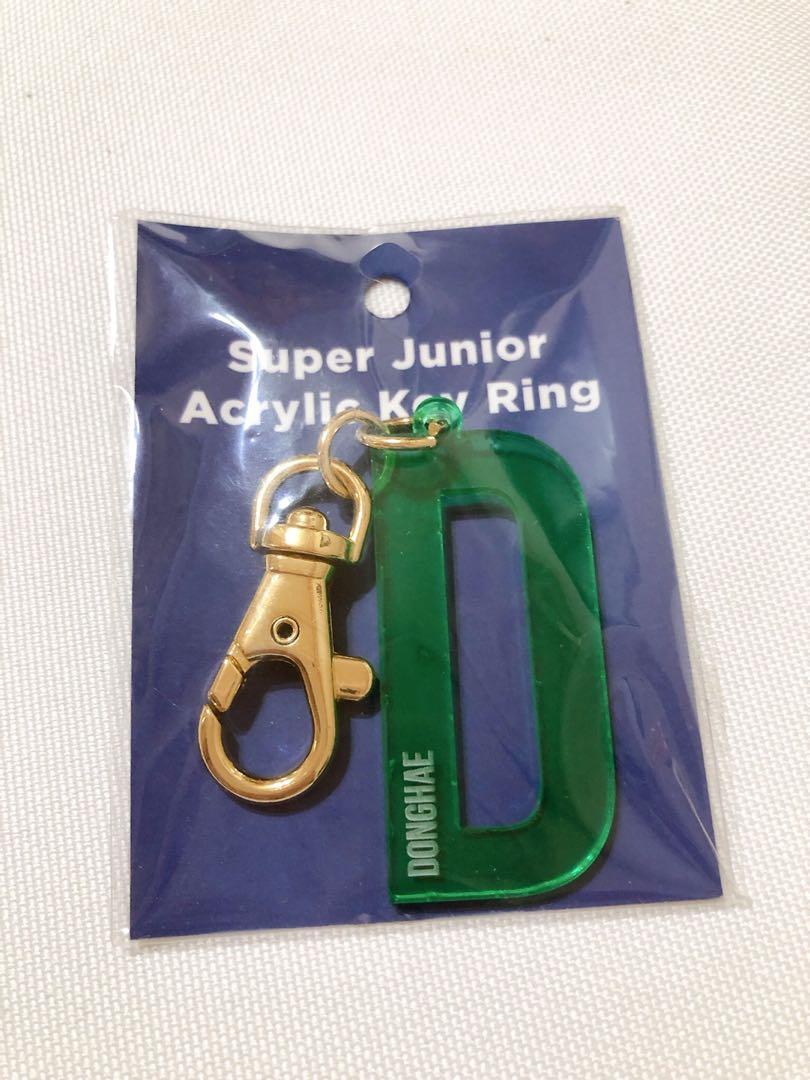 Super Junior 東海吊飾