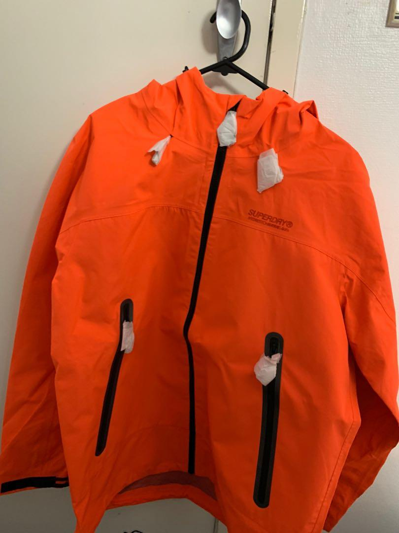 Superdry Hydrotech Jacket Brand New