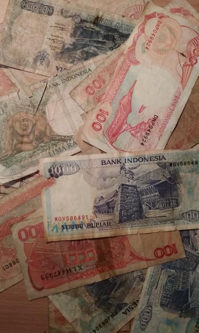 uang lama (25 lbr)