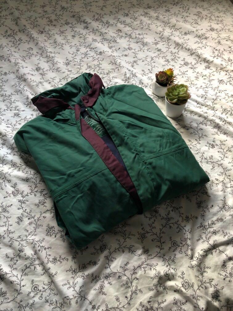 Vintage Jacket (green)