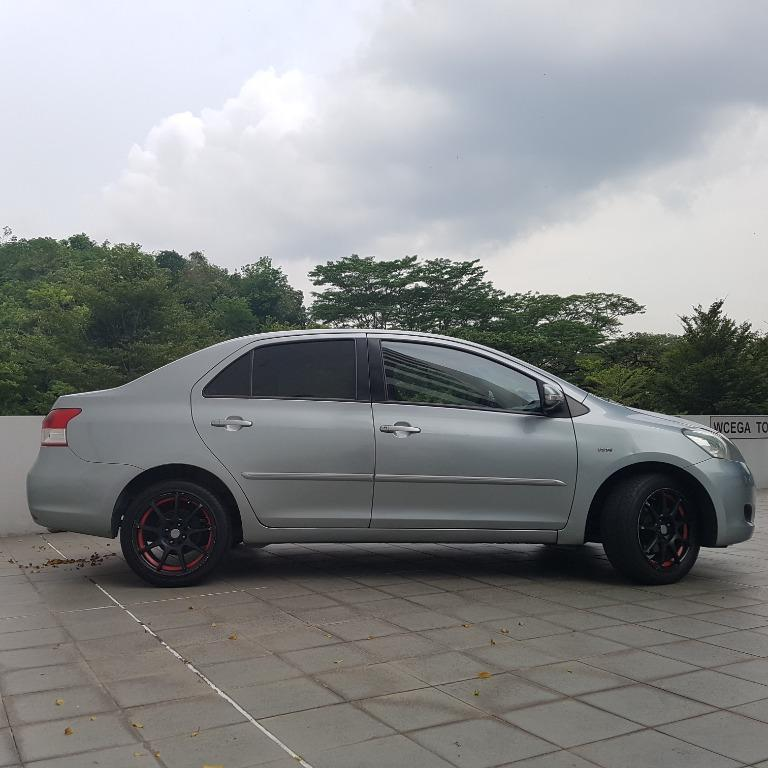 VIOS 1.5 FOR RENT !!