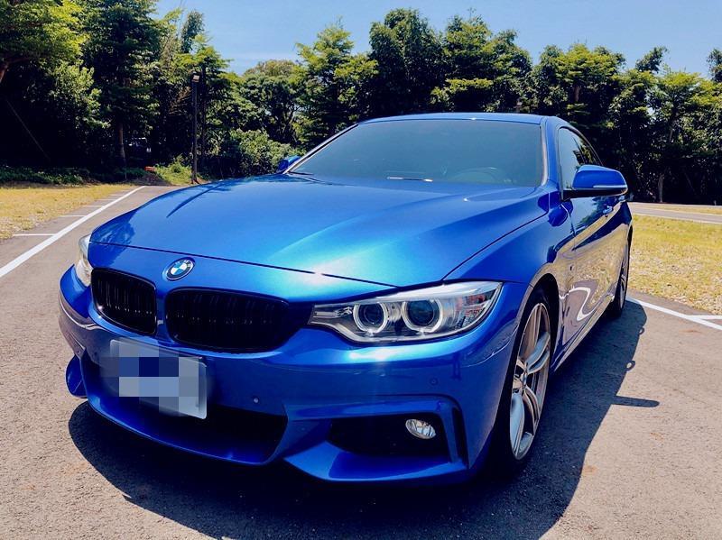2016 BMW 430i GC 正M