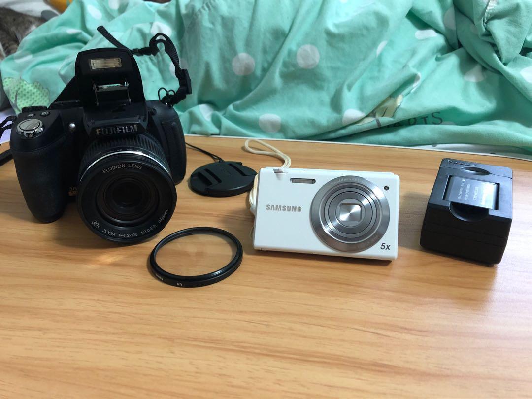 (二手)新手入門類單眼&自拍相機!