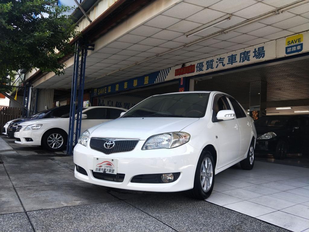 品皇汽車 豐田 VIOS E版 液晶儀表 最超值省油都會小車 可全貸