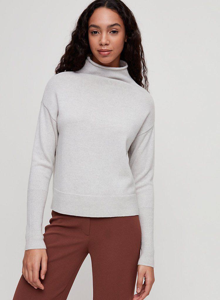 Aritzia Wilfred Cyprie sweater