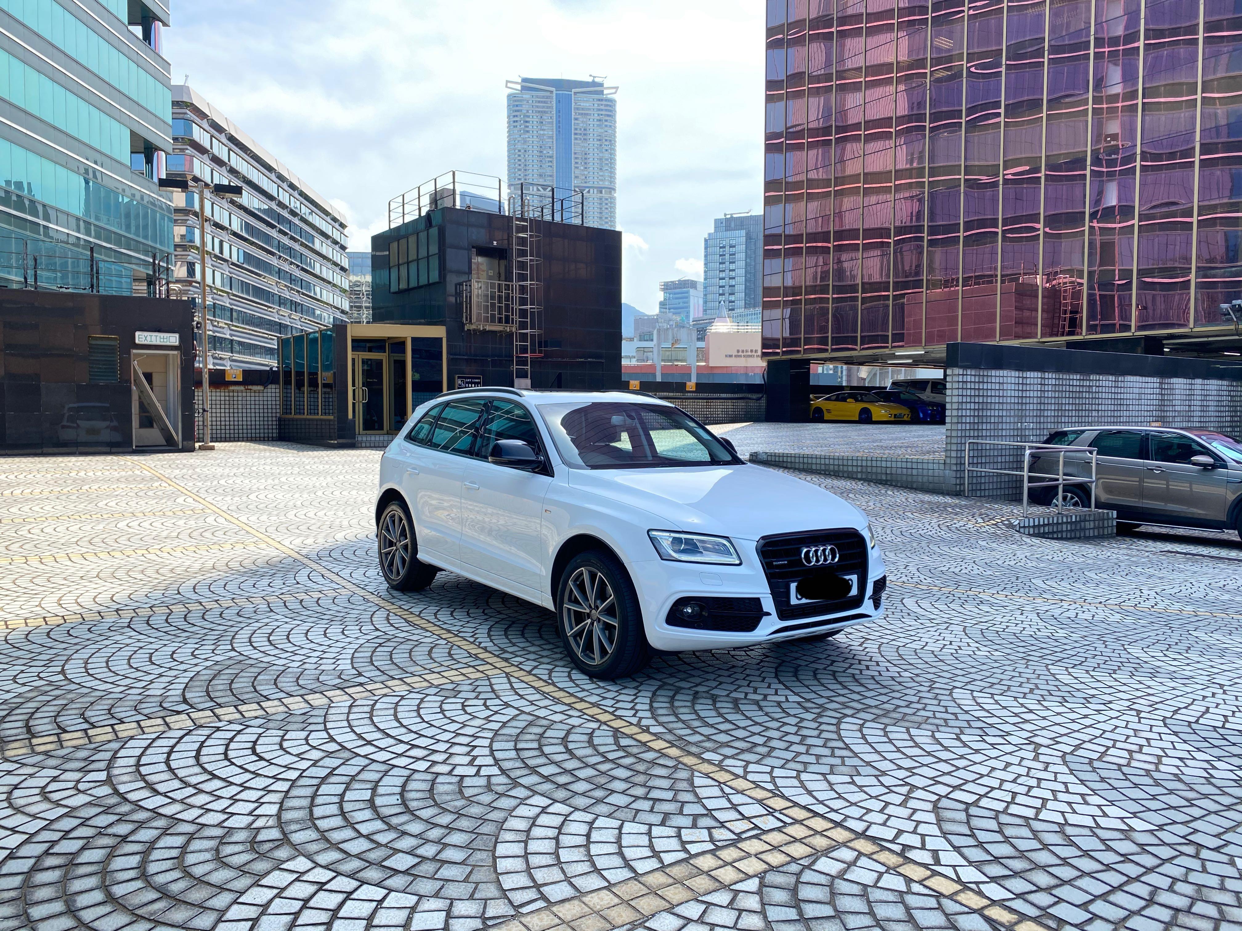 Audi Q5 2.0 QUATTRO SLINE Auto