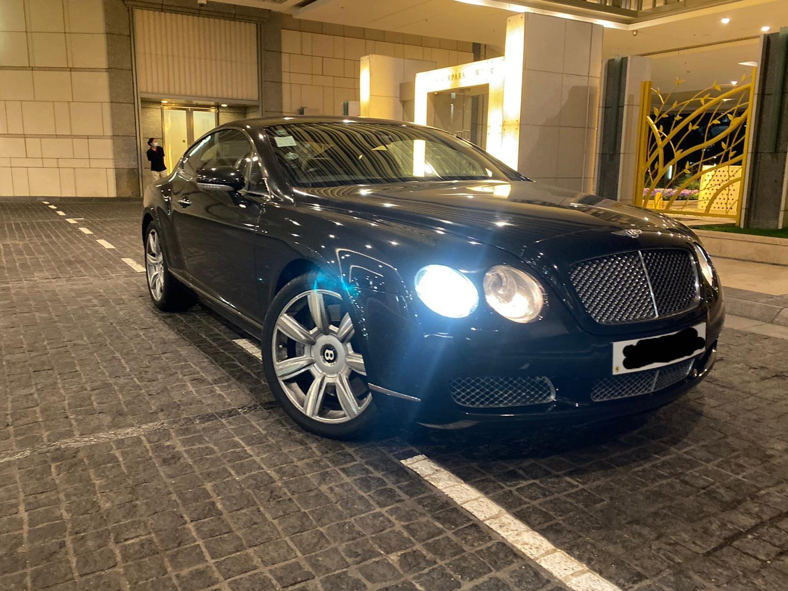 Bentley Continental 6.0 GT Supersports (A)