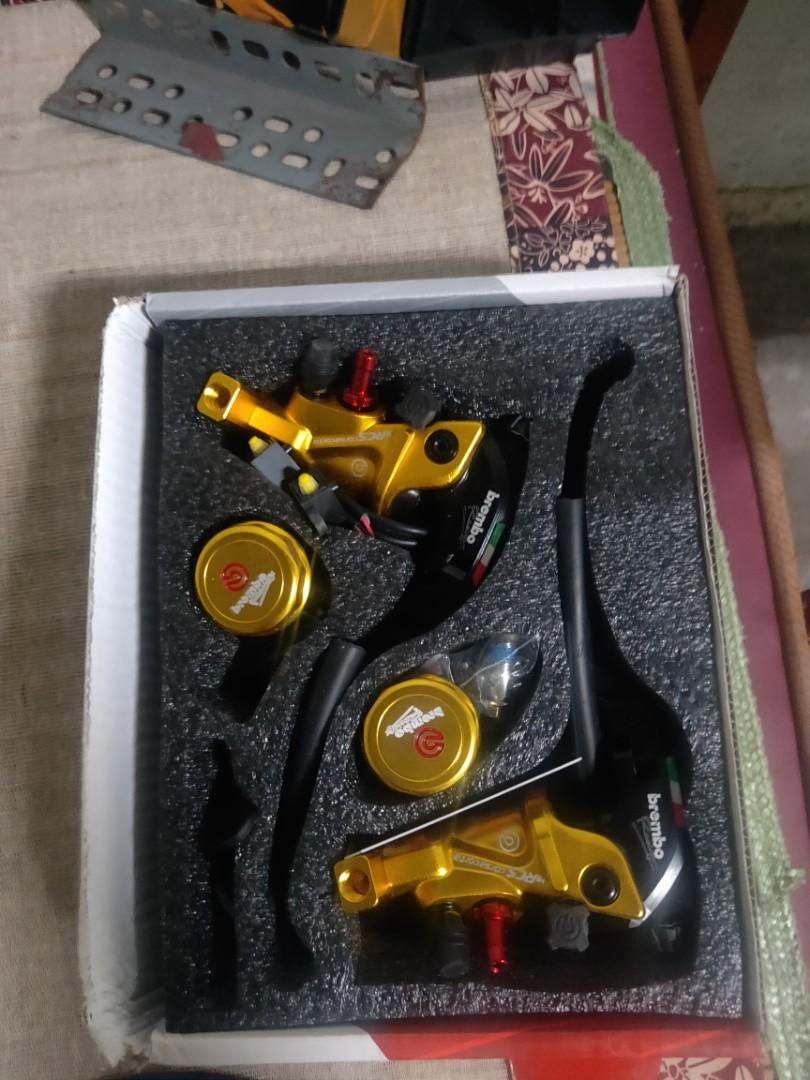 brembo brake handle