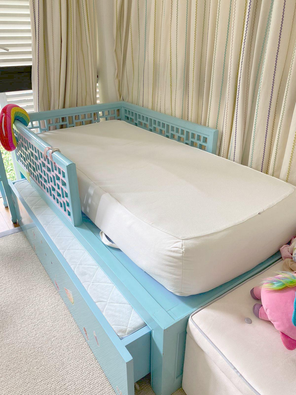 Children S Trundle Bed Furniture Beds Mattresses On Carousell