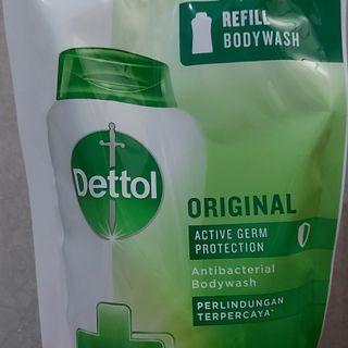 Dettol Body Wash Refill 410ml