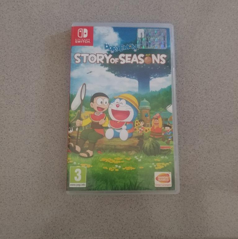 Doraemon Story of Seasons Nintendo Nitendo Switch NOT PC PS4
