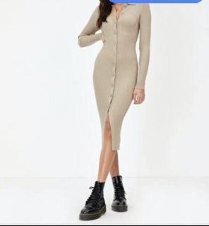 Glassons midi dress, size M, worn once
