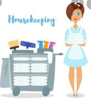 Housekepping untuk hari Sabtu, Minggu