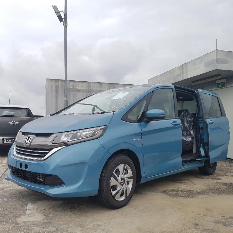 Hybrid HONDA FREED PROMO