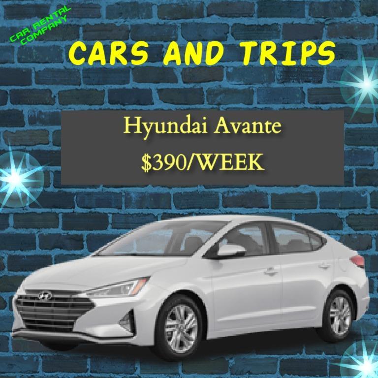 Hyundai Avante Good Condition*!!!