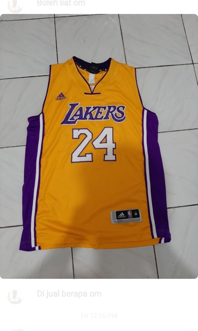 Jersey Lakers Kobe Bryant