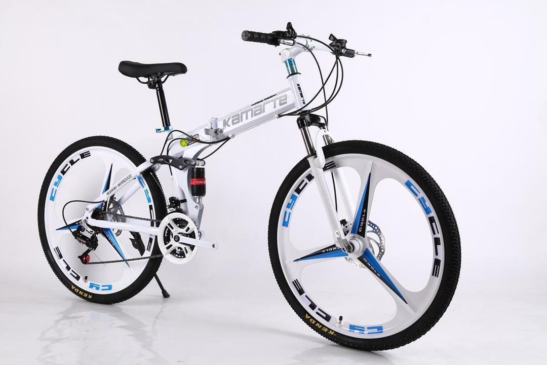 Kamarte Bicycle folding bike sepeda lipat MTB