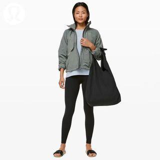 Lululemon 露露檸檬 肩背手提袋 超輕超好背 大容量