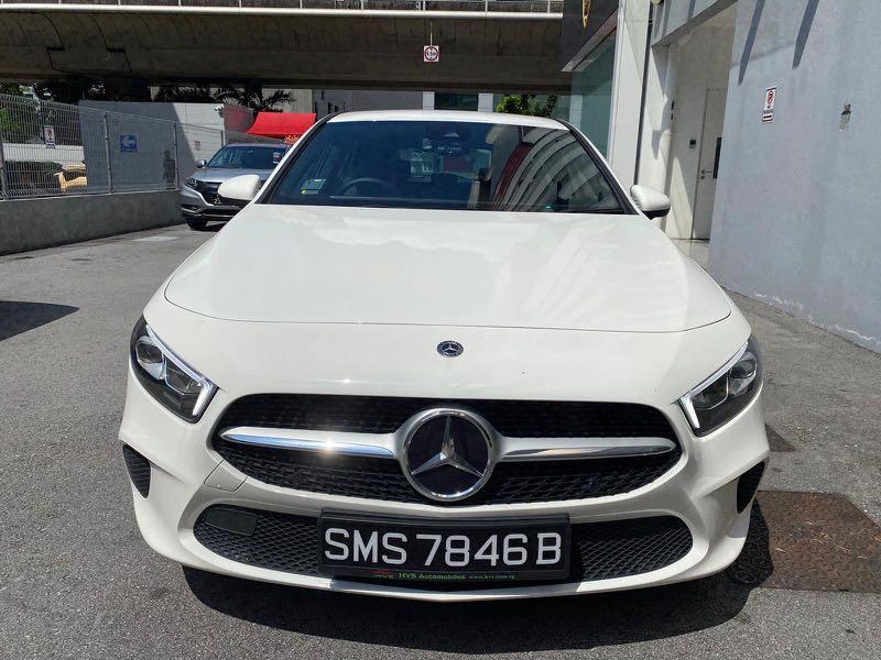 Mercedes Benz A200 sport