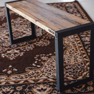 [MERDEKA PROMO] Industrial Garden Chair Rustic Retro Modern Design