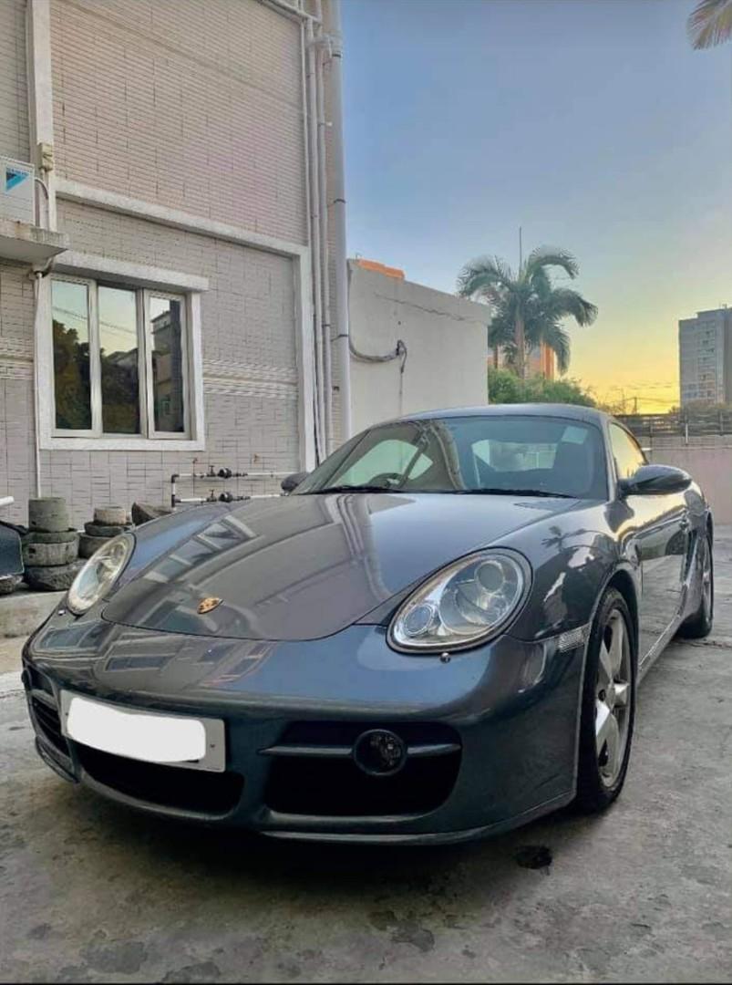 Porsche Cayman S Porsche Cayman S Auto Auto