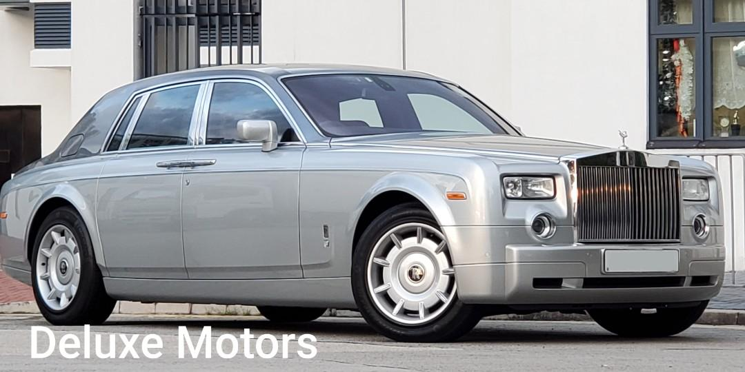 Rolls-Royce Phantom 2007 Auto