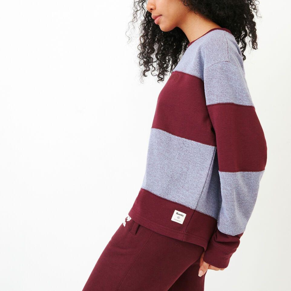 Roots Rugby Stripe Top