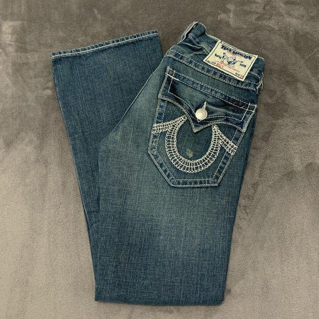 True Religion Bootcut Mens Jeans