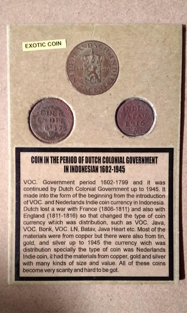 koin kuno set