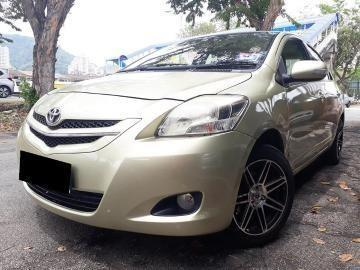 vios for rent !!!!!