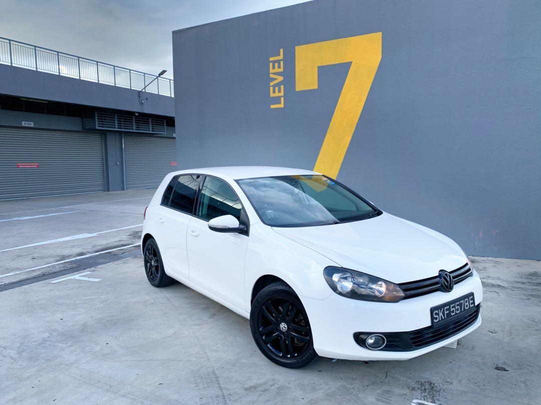 Volkswagen Golf 1.4 TSI FOR RENT