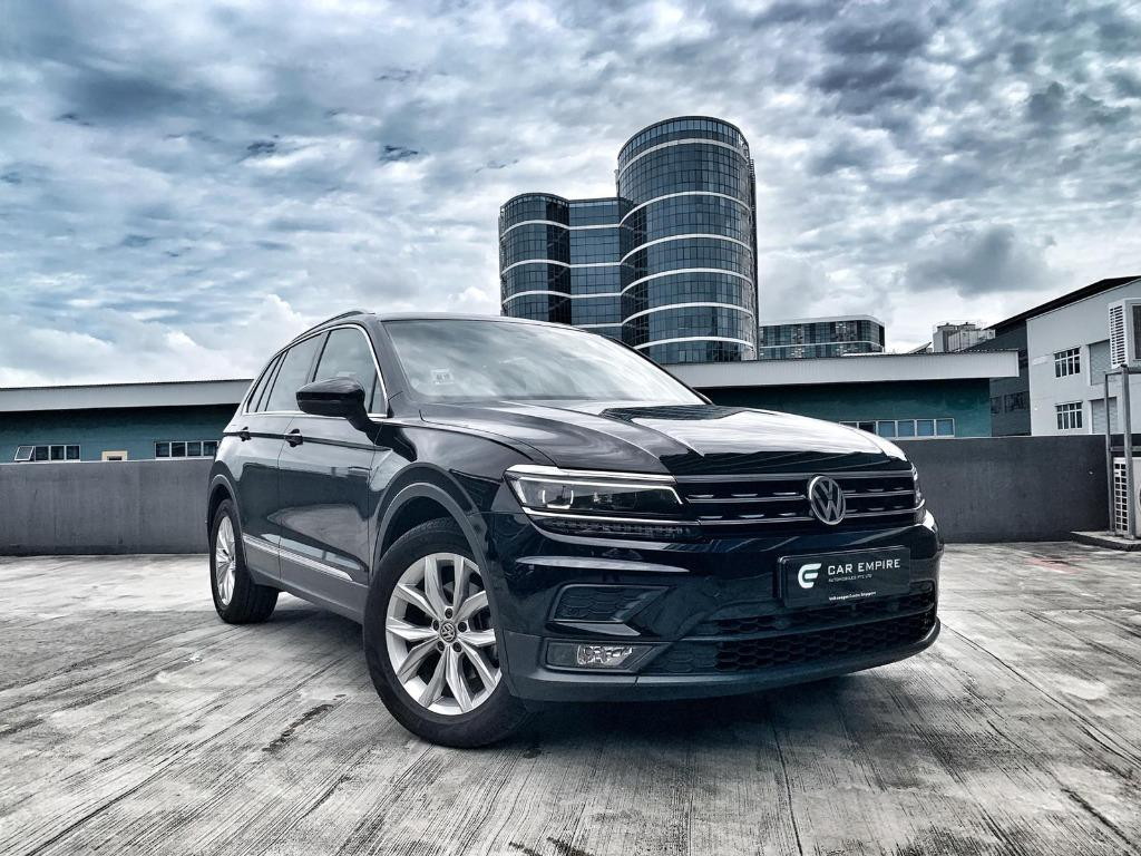 Volkswagen Tiguan 1.4 TSI Comfortline EQP (A)