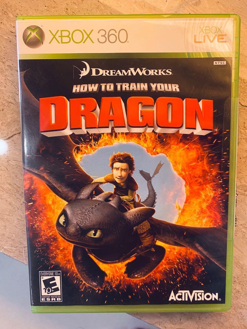 Xbox 360 馴龍高手 (亞英版)二手