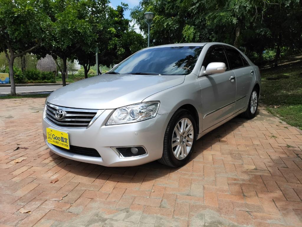 《鑫宏車業》此商品已下架,2010年豐田冠美麗尊貴G版2.4..歡迎預約來店賞車