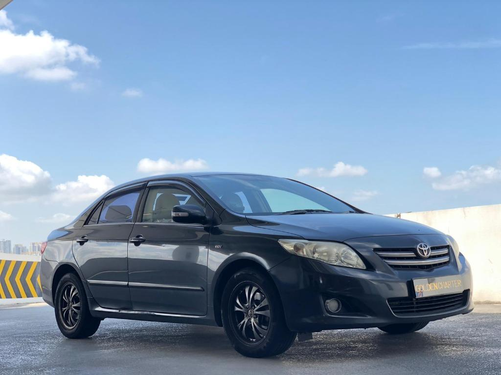 26/08 Call 8615 8615 Jenny   AUGUST PROMOTION COME GRAB YOURS QUICK ! Toyota Altis Cheapest Weekly Rental Available ! Cars Ready for Go-Jek Rebate, Grab, Ryde, PHV, Personal Usage ! Cheap Rental Car ! Car Rental ! Rent Car !