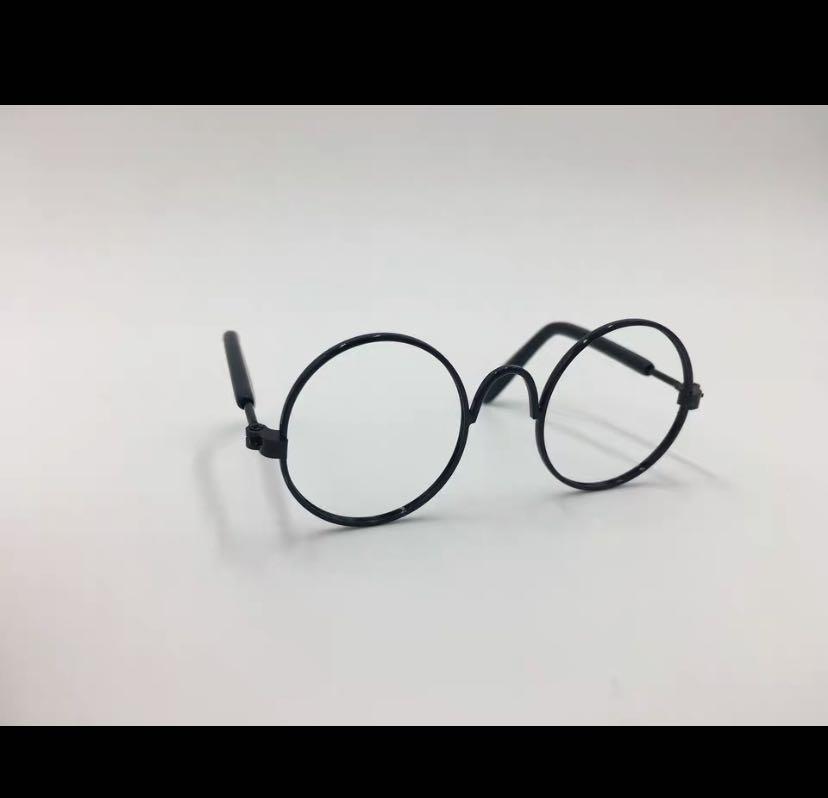 復古寵物眼鏡墨鏡