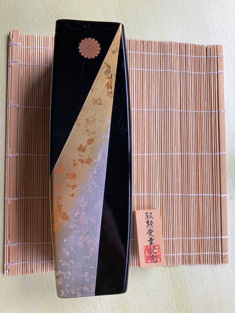 日本皇室菊金花器
