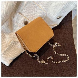 韓版百搭鏈條單肩斜挎包 手提包 側背包 簡約設計 百搭款 MCP05-9644#HB8