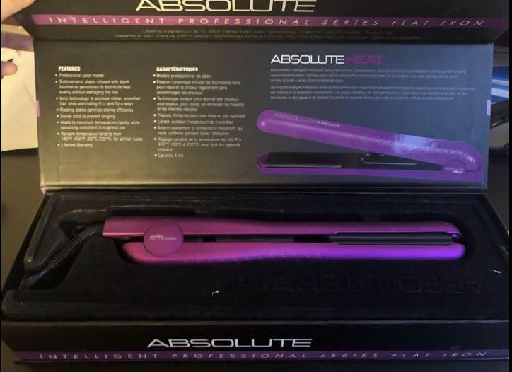 Absolute Heat Straightener