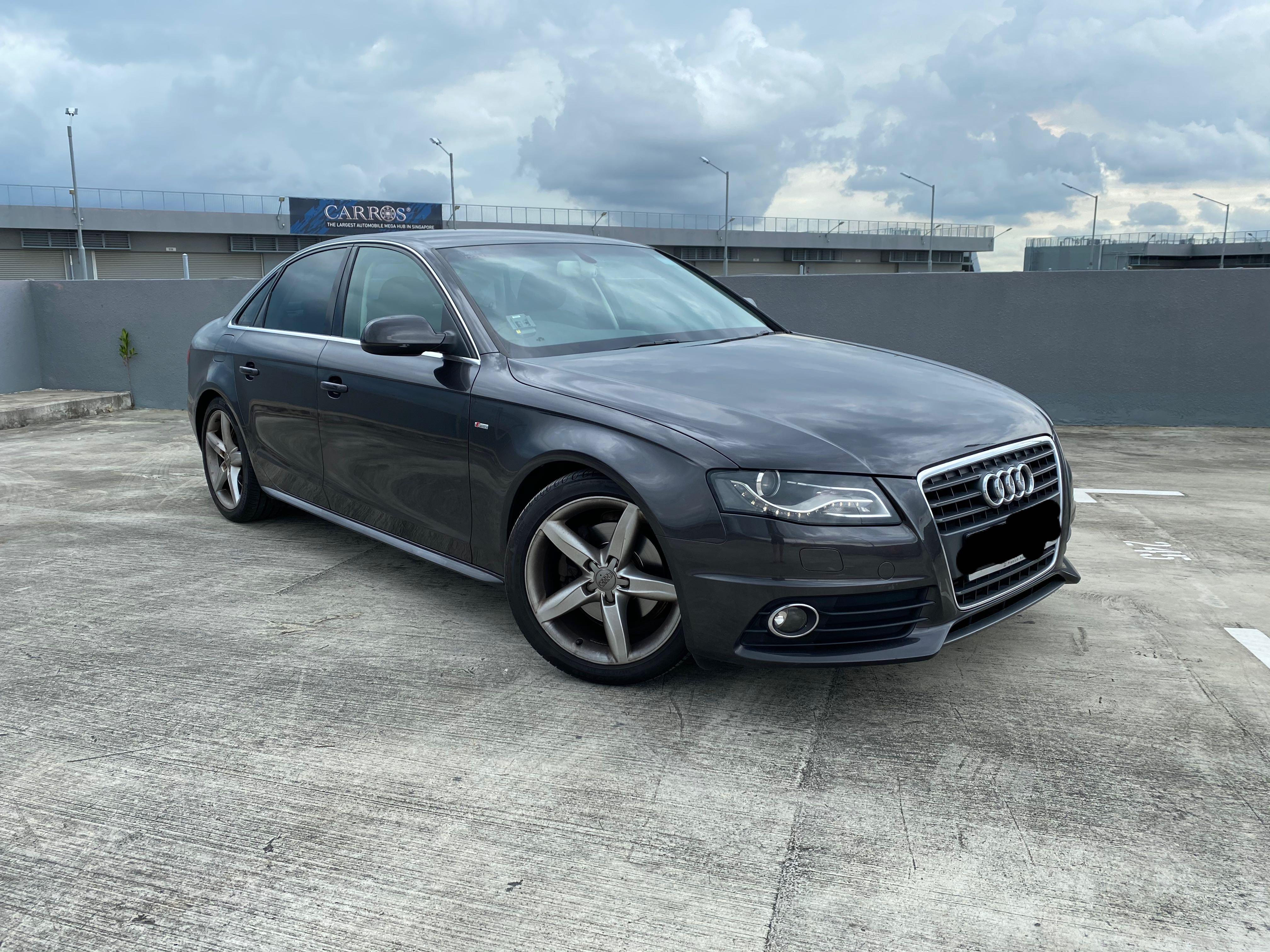Audi A4 1.8 Good Car God Price !!