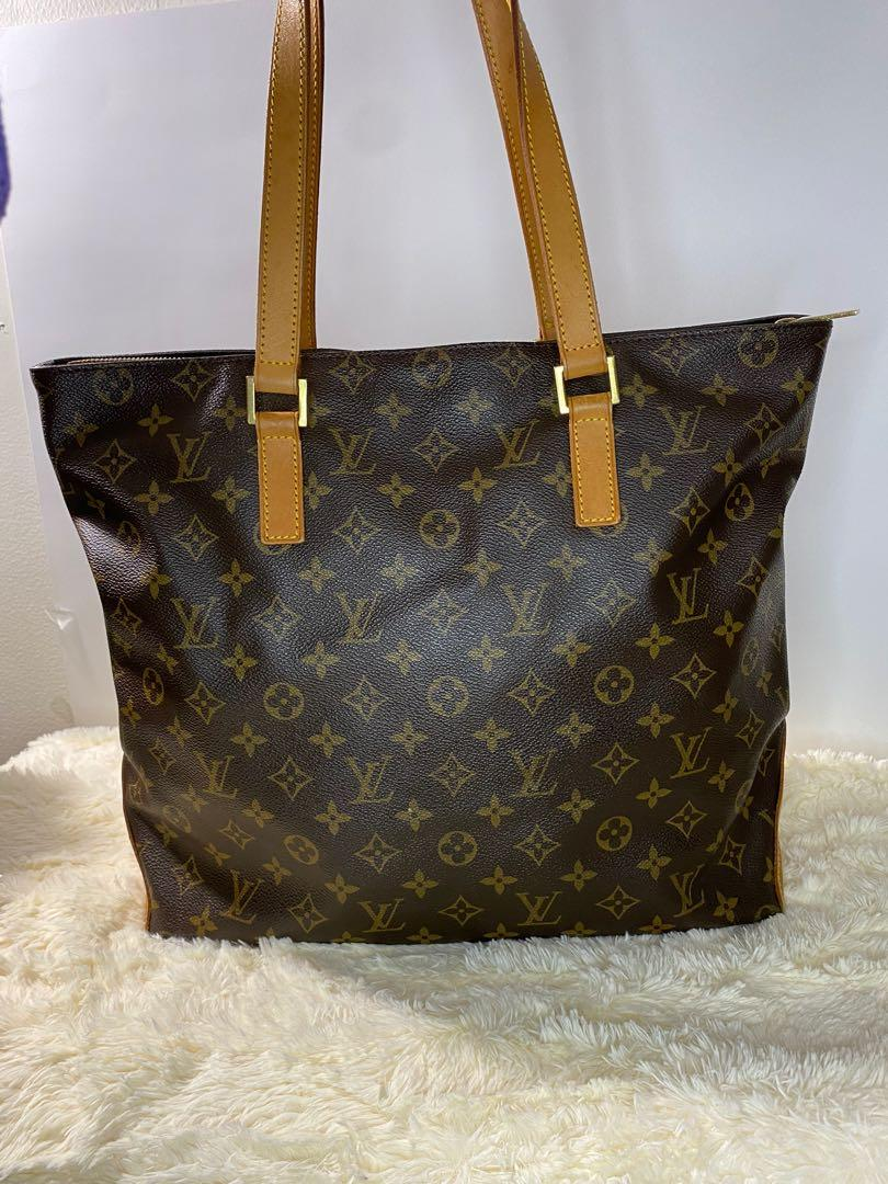 Authentic LV Mezzo MM Tote