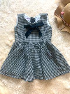 Babydoll Ribbon Dress